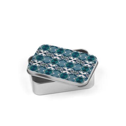 Magpie Design Silver Tin