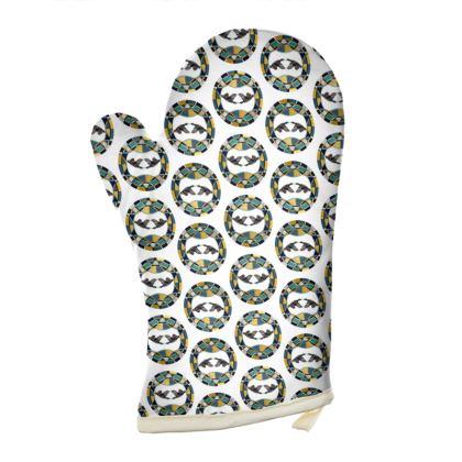 Mallard Design Oven Glove