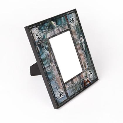 Marble Sculpture (portrait) - Photo Frame
