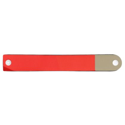 Beautiful Shades of Red Abstract Pattern Survivor 1 Wristband © US and National