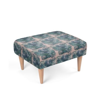 Footstool flowering blues