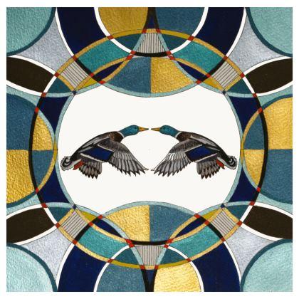 Mallard Design Cushion
