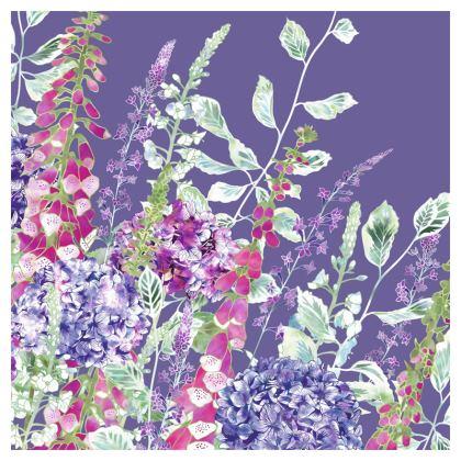 Summer Night Rhapsody Cushion