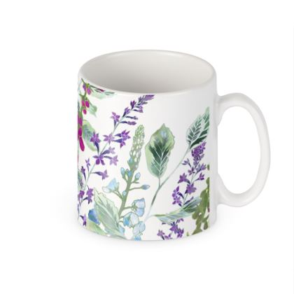 Ceramic Mug - Summer Rhapsody