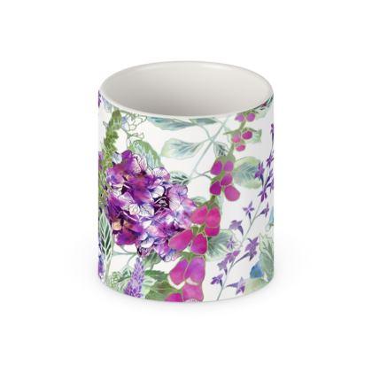 Summer Rhapsody Ceramic Mug