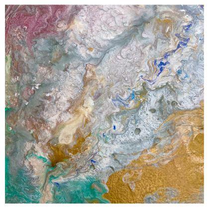 Stars in the Sky abstract Handbag