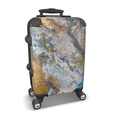 Stars in the Sky Suitcase
