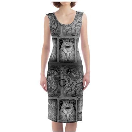 Fifty Shades of Grey - Bodycon Dress