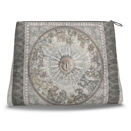 Zodiac -cClutch Bag