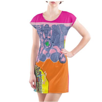 Romance with the Robot - Tunic T Shirt