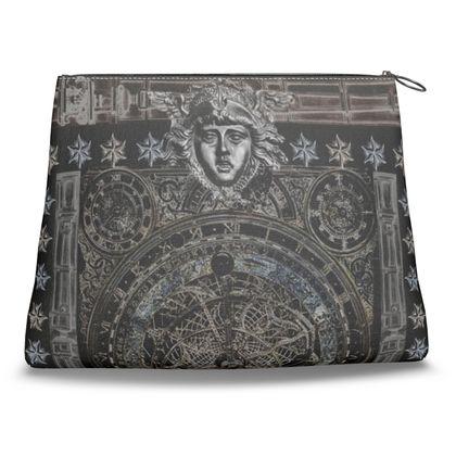 Dark Astrolabe - Clutch Bag