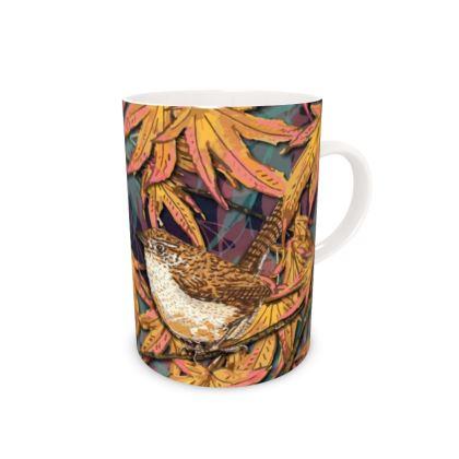 Wrens Bone China Mug