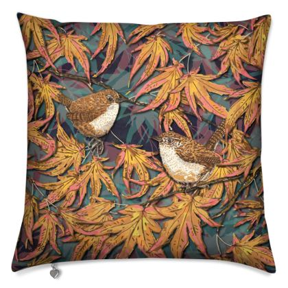 Wrens Cushion