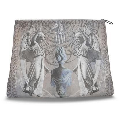 Angels - Clutch Bag