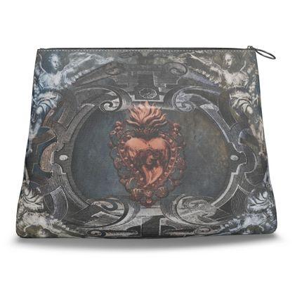 Sacred Heart - Clutch Bag