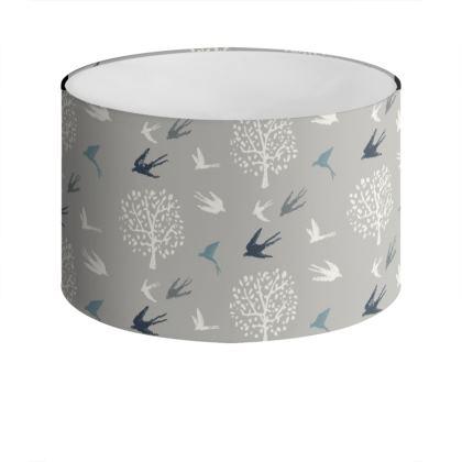 Swallows Lamp Shade