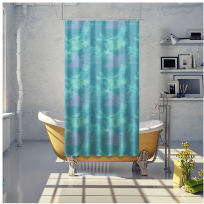 Shower Curtain - Denia