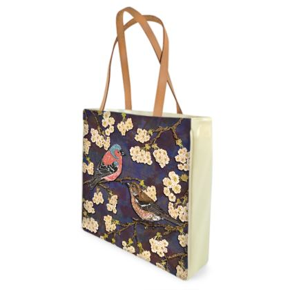 Chaffinches Shopper Bag