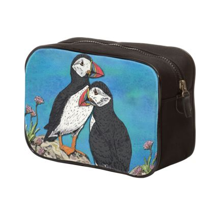 Puffins Mens Washbag