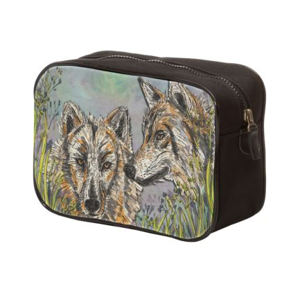 Wolves Mens Washbag