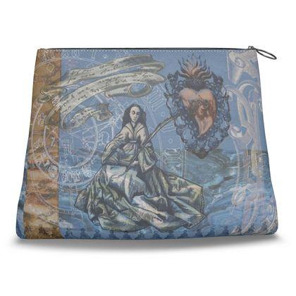 St. Barbara - Clutch Bag