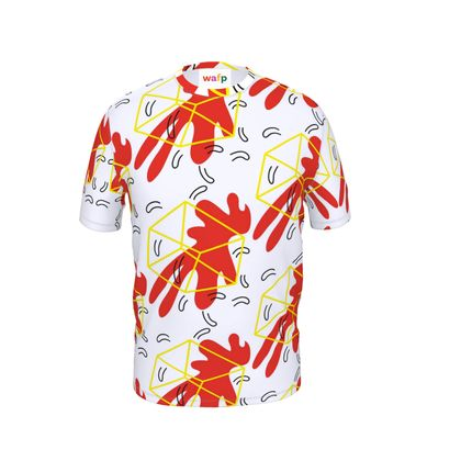 MACAW Cut & Sew T Shirt