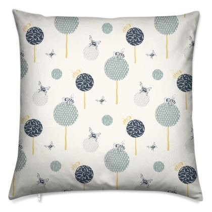 Dandelion Luxury Cushion