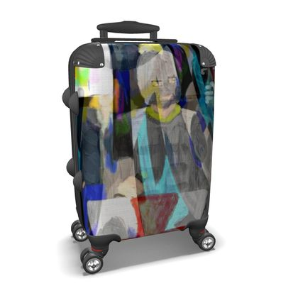 SAN JORJE Suitcase