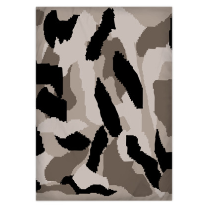 Camouflage Design Duvet Covers
