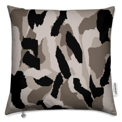 Camouflage Design Cushions