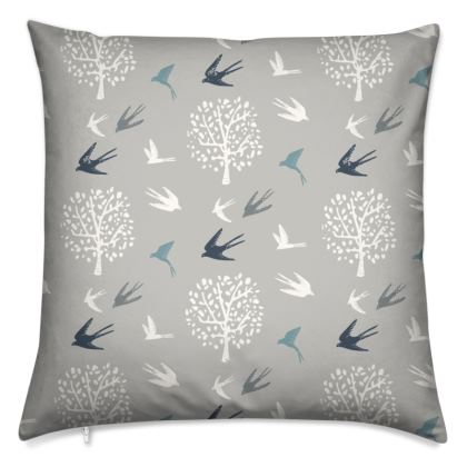 Swallows Luxury Cushion
