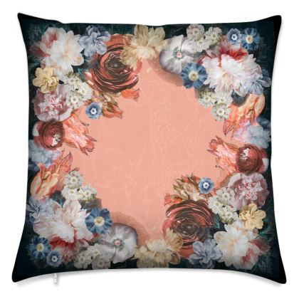 Flowers - Cushion Cover