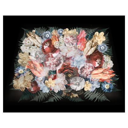 Bouquet - Clutch Bag