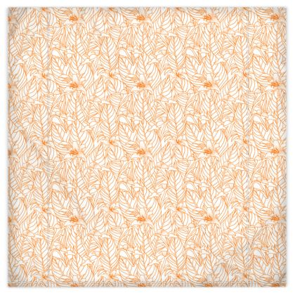 Lily Leaves Duvet Covers