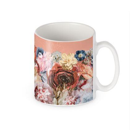Flowers - Tea Mugs