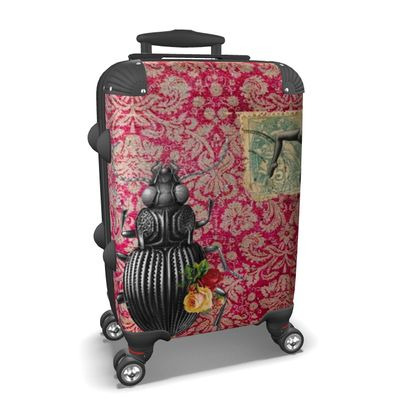 The Old Apartment Suitcase