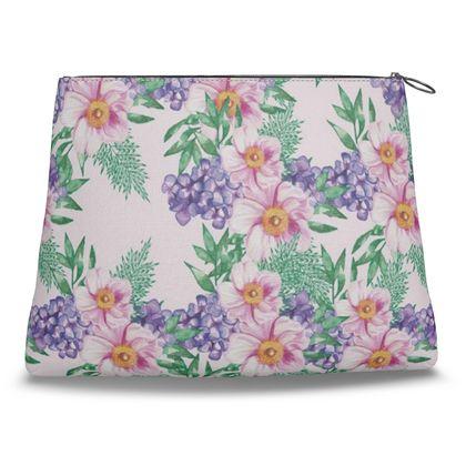Elysian Bouquet Clutch Bag
