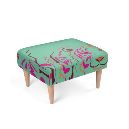 TORA Footstool (Parakeet)