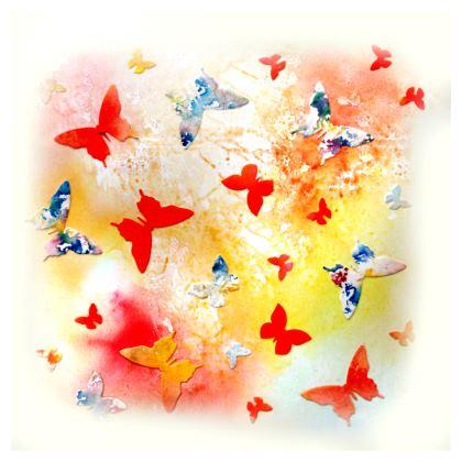"Art Gift/Cushions ""Sunrise Magic"" series"