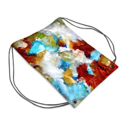 Swim Bag Cirque Design