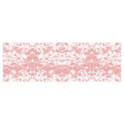 Star Vine Rose Bolster Cushion