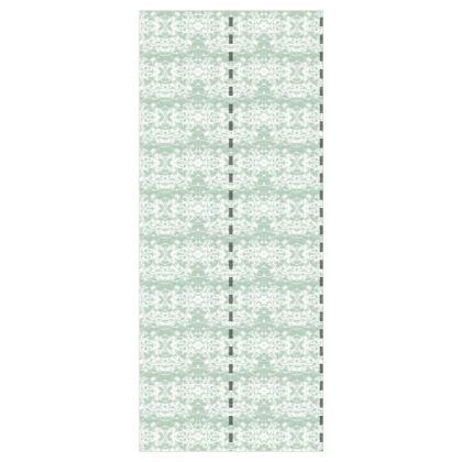 Star Vine Wallpaper _Mint Green