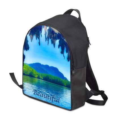 Original Leather Backpack - Thailand