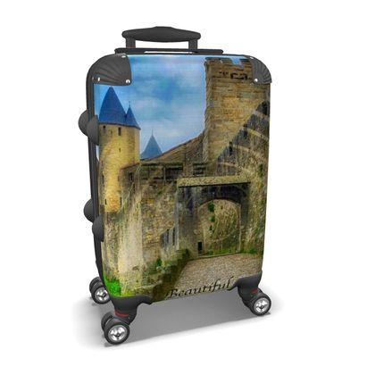 Original Wheeled Suitcase - Carcassonne