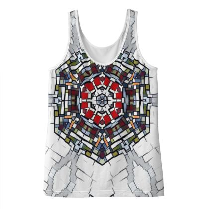 Pixlite Ladies Vest Top