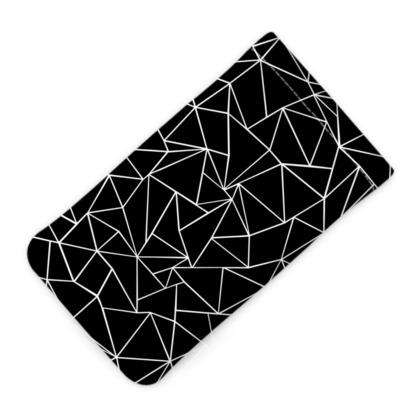 Glasses Case Pouch - Ab Outline