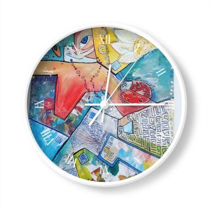 Techbug Wall Clocks