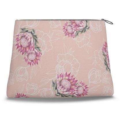 Elysian Bloom Clutch Bag