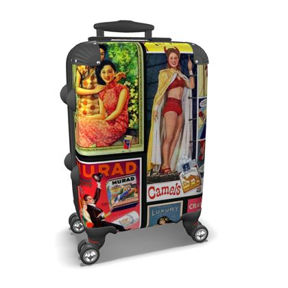 When Smoking Was Healthy Suitcase