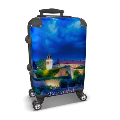 Small/Carry-on Designer Wheeled Suitcase - Novi Sad, Serbia